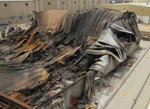 Saudi Steel Plant